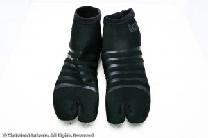 ZEMgear Ninja Split Toe Hightop - Chaussure Minimaliste