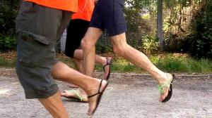 Coureurs en Huaraches - Événement Barefooting Paris