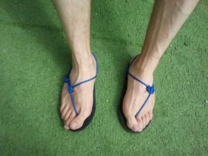 Sandales Huarache - Sandales de course InvisibleShoes