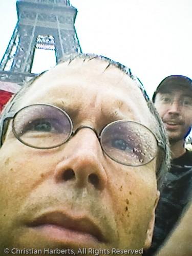 Christian Barefooteur Harberts - 20K de Paris 2011