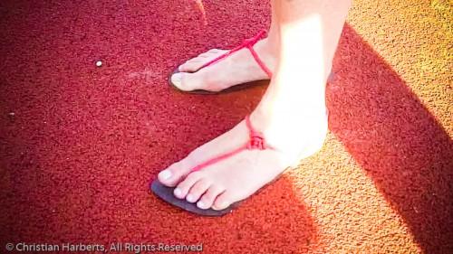 Animation barefoot Issy-les-Moulineaux 13 novembre 2011