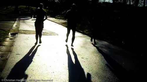 Animation barefooting Issy-les-Moulineaux 18 décembre 2011