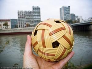 TrailBall Sepak Takraw Ball