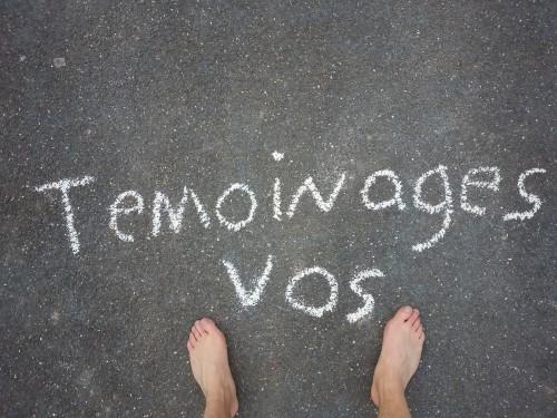 Témoignages de barefooteur