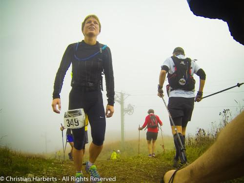 Trail du Massif des Brasses 2015 - Grimper en sandales, ça va ...