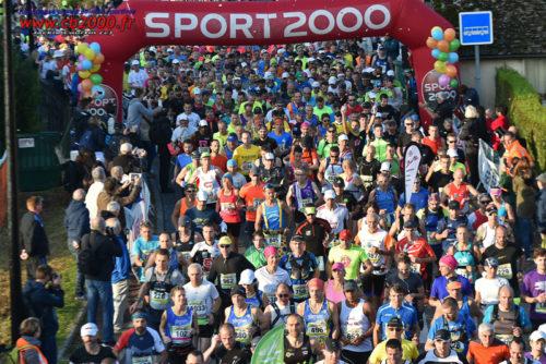 Marathon Seine Eure 2017 - pieds nus !