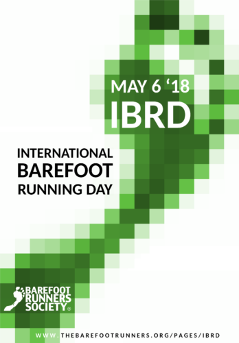 IBRD 2018 - International Barefoot Running Day - BRS - Barefoot Runner's SocietyIBRD 2018 - International Barefoot Running Day - BRS - Barefoot Runner's Society